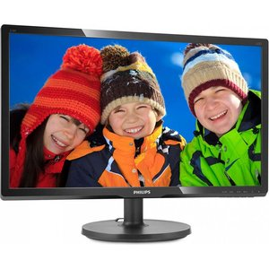 Монитор Philips 216V6LSB2 (10/62) монитор 19 philips 193v5lsb2 10 62