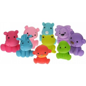 Развивающая игрушка Infantino дружные зверята (506-210С) развивающая игрушка infantino розовый телефон 506 504