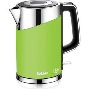 Чайник электрический BBK EK1750P, зеленый