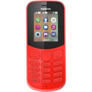 Мобильный телефон Nokia 130 Dual Sim Red цена 2017