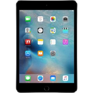 Планшет Apple iPad mini 4 128GB Wi-Fi Space Gray планшет apple ipad 9 7 128gb space gray wi fi bluetooth ios mr7j2ru a