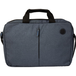 Сумка для ноутбука HP Essential Top Load Grey K0B38AA (до 15.6) сумка для ноутбука 17 hp essential messenger синтетика черный h1d25aa