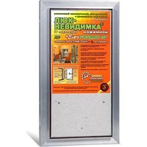 Сантехнический люк ППК Практика EuroFORMAT-R 4 под плитку (АТР 20-40)