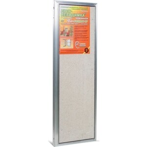 Сантехнический люк ППК Практика EuroFORMAT-R 4 под плитку (АТР 30-90) цена и фото