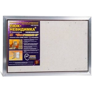 Сантехнический люк ППК Практика EuroFORMAT-R 4 под плитку (ЕТР 60-40) цена