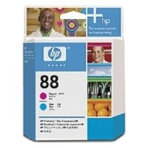 Печатающая головка HP №88 Cyan/ Magenta (C9382A) печатающая головка colorwave300 magenta 5835b003