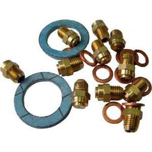 Комплект BUDERUS перенастройки на сжиженный газ (B/P) для U072-24, U072-24K, WBN6000 -24 WBN6000 -24H (87376010810) цена и фото