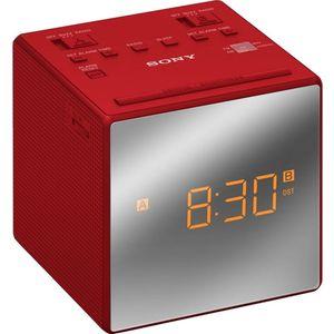 Радиоприемник Sony ICF-C1T red
