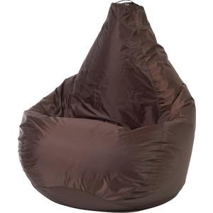 Кресло-мешок Bean-bag Коричневое L кресло мешок bean bag цветок африка