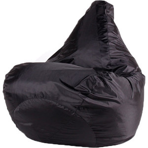 Кресло-мешок Bean-bag Черное L цена