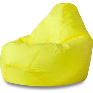 Кресло-мешок Bean-bag Желтое XL