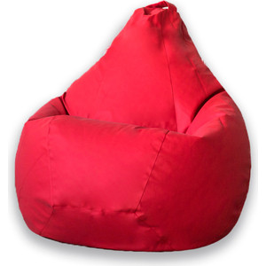 Кресло-мешок Bean-bag фьюжн красное XL кресло мешок bean bag цветок африка