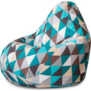 Кресло-мешок Bean-bag Изумруд XL цена