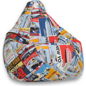 Кресло-мешок DreamBag New york XL цена и фото