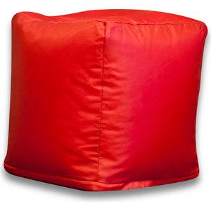Пуф DreamBag Кубик красный