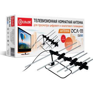 Комнатная антенна D-Color DCA-111 наружная антенна d color dca 720a