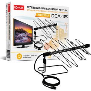 Комнатная антенна D-Color DCA-115 наружная антенна d color dca 720a