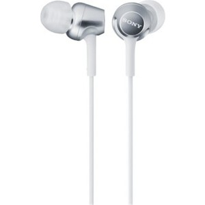 лучшая цена Наушники Sony MDR-EX250AP white