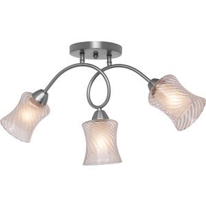 Потолочная люстра Silver Light Evita 132.55.3 слипоны evita evita ev002awrfg73