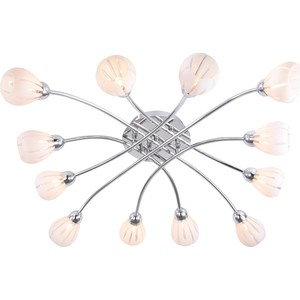 Потолочная люстра Silver Light Rhombus 201.54.12