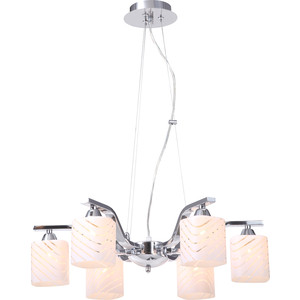 Подвесная люстра Silver Light Tulip 202.54.6