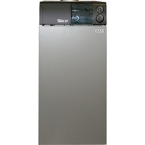 Напольный газовый котел BAXI SLIM EF 1.49 (БЕЗ ДЫМОВОГО КОЛПАКА) (7116068--) газовый напольный котел baxi slim 1 230 i