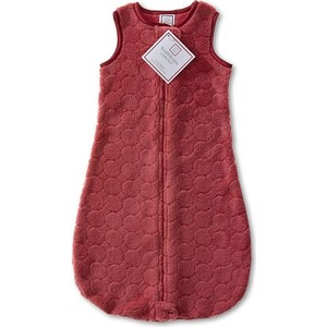 Спальный мешок SwaddleDesigns zzZipMe 3-6 М Red Puff Circle (SD-166R-3M)