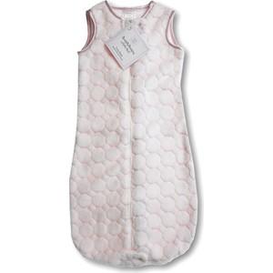 Спальный мешок SwaddleDesigns zzZipMe 3-6 М Pstl Pink Puff C (SD-084PP)