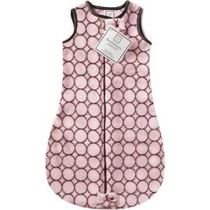 цена Спальный мешок SwaddleDesigns zzZipMe 3-6 М Pink w/BR Mod C (SD-080PP) онлайн в 2017 году