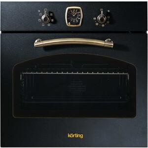 Электрический духовой шкаф Korting OKB 460 RN электрический духовой шкаф korting okb 9102 csgb pro okb 9102 csgb pro
