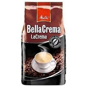 Кофе в зернах Melitta BC La Crema 1000гр