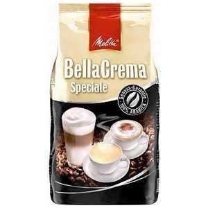 Кофе в зернах Melitta BC Speciale 1000гр