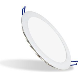 Встраиваемый светодиодный ультратонкий светильник Estares DL-14/PS-DL14 White холодный белый встраиваемый светодиодный ультратонкий светильник estares dl 7 white тёплый белый