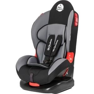 Автокресло Mr Sandman Future 9-25 кг Черный/Серый (AMSF-0513KRES0997) автокресло mr sandman voyager черный красный