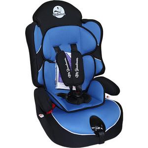 Автокресло Mr Sandman Little Passenger 9-36 кг Черный/Синий (AMSLP-0524KRES1031) автокресло mr sandman venice черный синий