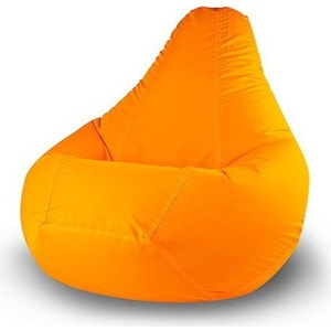 лучшая цена Кресло-мешок POOFF Груша оранжевый (оксфорд)
