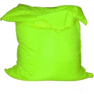 Кресло-мешок POOFF Подушка салатовый цена 2017