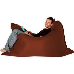 Кресло-мешок POOFF Подушка коричневый кресло мешок pooff груша xl смартфон