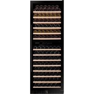 все цены на Винный шкаф Dunavox DX-181.490DBK онлайн