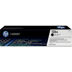Картридж HP №126A (CE310A) цена