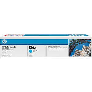 Картридж HP N126A голубой (CE311A) hp ce311a 126a