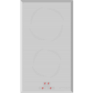 Индукционная варочная панель Zigmund-Shtain CIS 030.30 WX