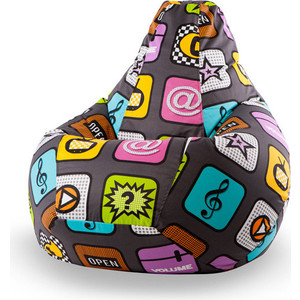 Фото - Кресло-мешок Пуфофф Smartphone XXL кресло мешок пуфофф black oxford xxl