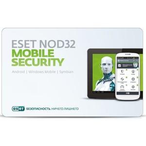 Антивирус ESET NOD32 Mobile Security 3 устройства/1 год (NOD32-ENM2-NS(CARD)-1-1) фото