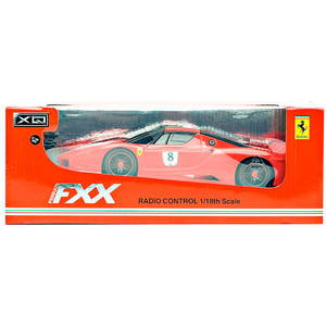 Машинка XQ Ferrari FXX 1:18 со светом (XQ063-AA) цена и фото