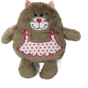 Мягкая игрушка Макси Тойз Грелка-игрушка Кошечка (MT-MRT0414028)