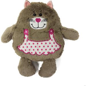 Мягкая игрушка Макси Тойз Грелка-игрушка Кошечка (MT-MRT0414028) игрушка грелка тёплые объятия корова