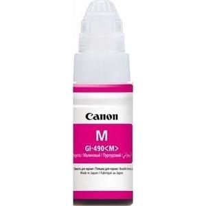 Чернила Canon GI-490M (0665C001)