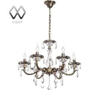 Подвесная люстра MW-Light 301015006
