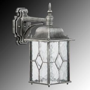 Уличный настенный светильник DeMarkt 813020201
